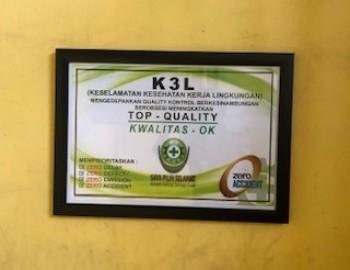 Kesehatan keselamatan kerja dan Lingkungan (K3L)