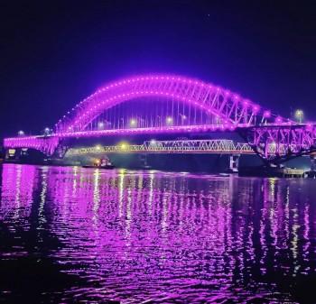 Jembatan Mahakam IV, Samarinda, Kalimantan Timur