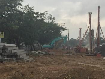 Project Jalan Pendekat Jembatan Mahakam IV Samarinda