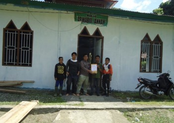 Corporate Social Responsibility (CSR) PT. Tambang Batuan Andesit, Mamuju, SulBar