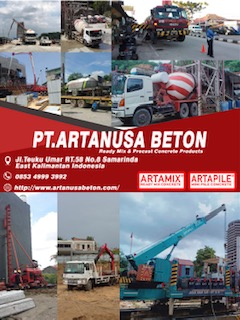 PT. Artanusa Beton
