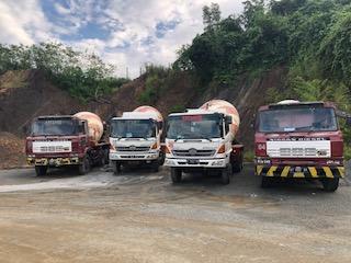 Mixer Truck PT Artanusa Beton