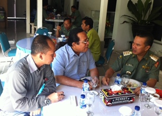 H. Syaharie Jaang, SH., M,Si. Walikota Samarinda, Kalimantan Timur