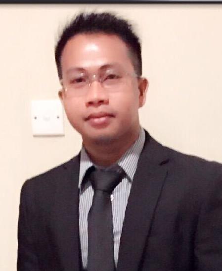 Kaharuddin, SE., MM Direktur CV. Borneo Concblok Mandiri